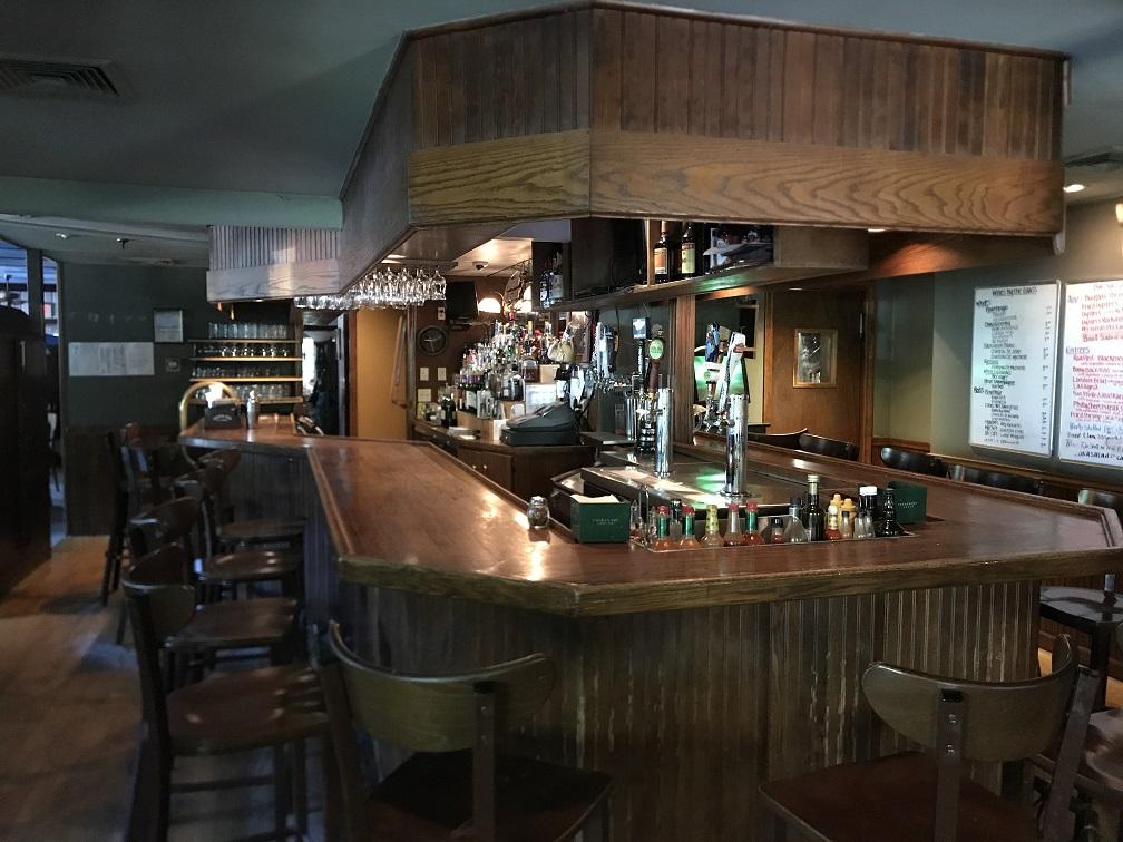 bar empty